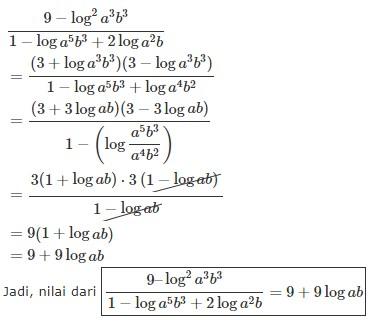 logaritma no 5