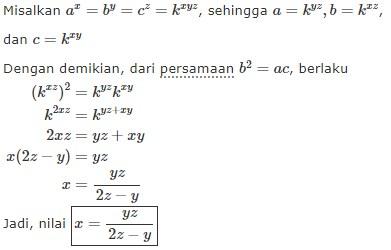 logaritma no 8