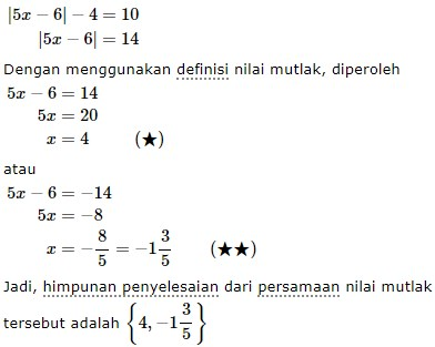 persamaan nilai mutlak no 4