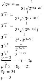 soal bentuk akar, pangkat dan logaritma no 2-1