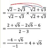 soal bentuk akar, pangkat dan logaritma no 20-1