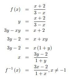 soal fungsi komposisi invers relasi no 11