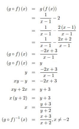 soal fungsi komposisi invers relasi no 16-1