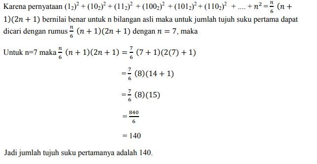 soal induksi matematika no 1-2