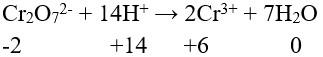soal penyetaraan reaksi redoks no 12