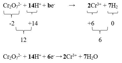 soal penyetaraan reaksi redoks no 15-1