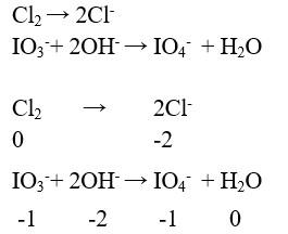 soal penyetaraan reaksi redoks no 8-1