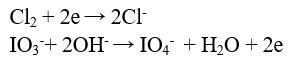 soal penyetaraan reaksi redoks no 8-2