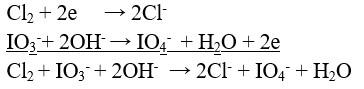 soal penyetaraan reaksi redoks no 8-3