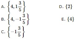 soal persamaan nilai mutlak no 4