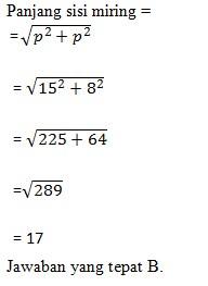 soal pythagoras no 5-1