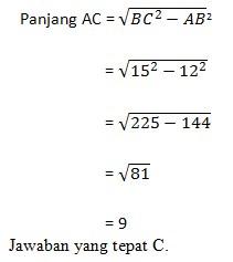 soal pythagoras no 5-3