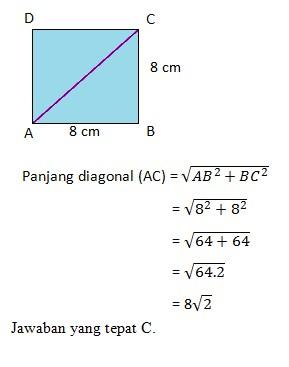 soal pythagoras no 7