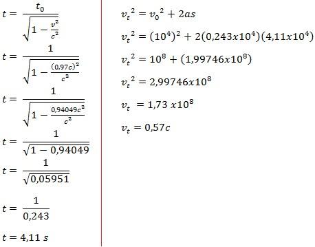 soal relativitas khusus no 8