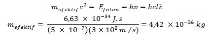 soal teori relativistik no 4