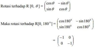 soal transformasi geometri dan jawaban no 2