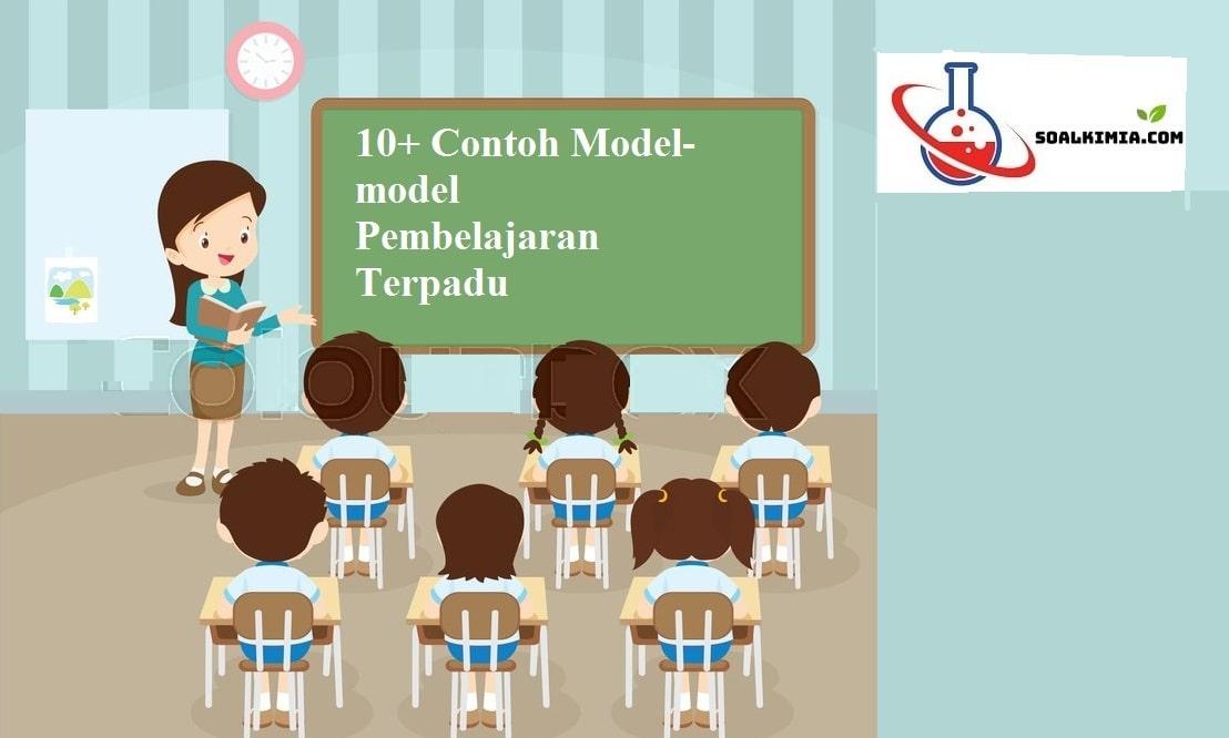 Model-model Pembelajaran Terpadu Kurikulum 2013