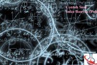 Soal Suku Banyak (polinomial)