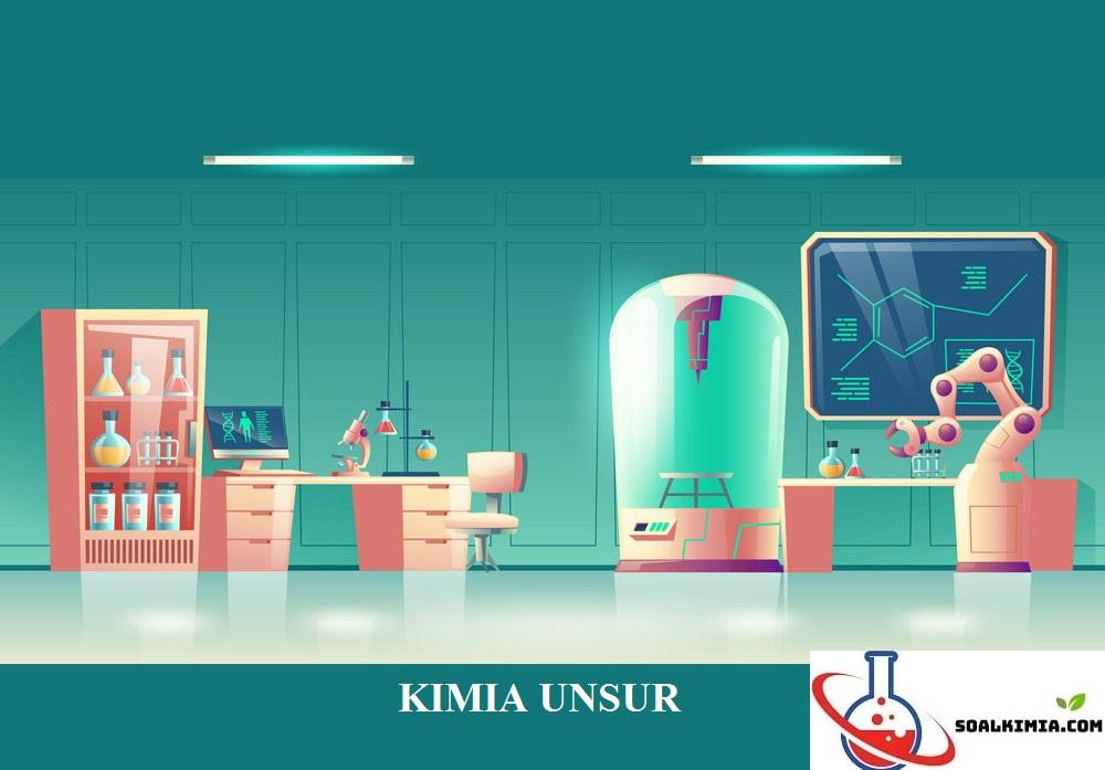 Soal Kimia Unsur