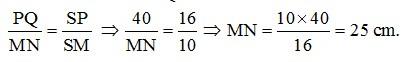 contoh soal kesebangunan no 23-1