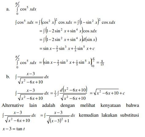 soal kalkulus dan jawaban no 3