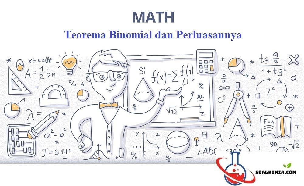 Soal Teorema Binomial dan Perluasannya