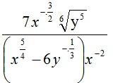 soal eksponen no 10