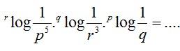 soal eksponen no 9