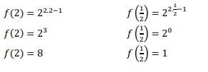 soal fungsi eksponen no 1