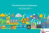Soal Teknologi Ramah Lingkungan