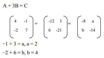 contoh soal matriks no 19-1