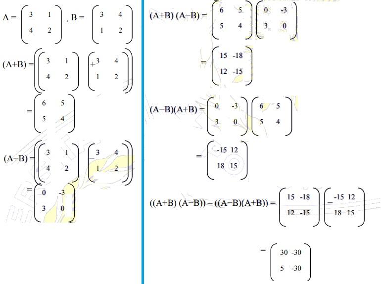 contoh soal matriks no 20-1