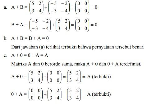 jawaban soal matriks no-24