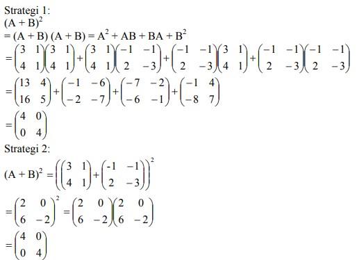 jawaban soal matriks no-29-3