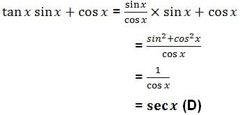 jawaban trigonometri no 27