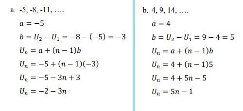 soal deret aritmatika no-30