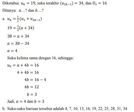 soal deret aritmatika no-37