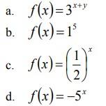 soal fungsi eksponensial no-21