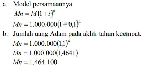 soal fungsi eksponensial no-25