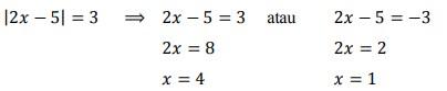 soal persamaan nilai mutlak 22-2