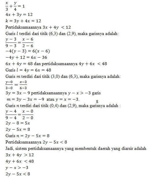 soal program linear no 12-1