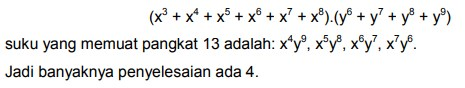 soal teorema binomial no 10-1