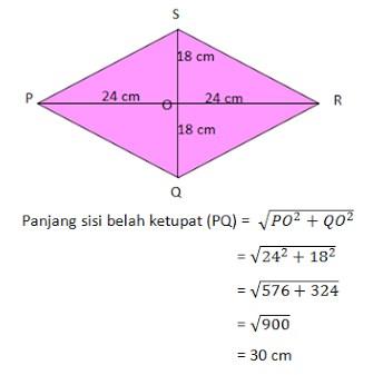 soal teorema phytagoras no 11