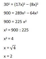 soal teorema phytagoras no 16-1