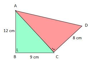 soal teorema phytagoras no 17