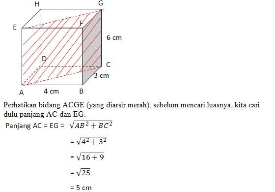 soal teorema phytagoras no 18-1