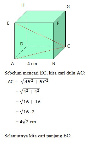 soal teorema phytagoras no 20-1