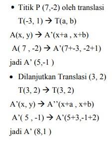 soal transformasi geometri-23