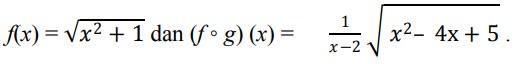 soal komposisi fungsi-13