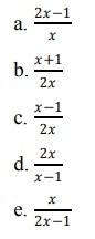 soal komposisi fungsi no 4